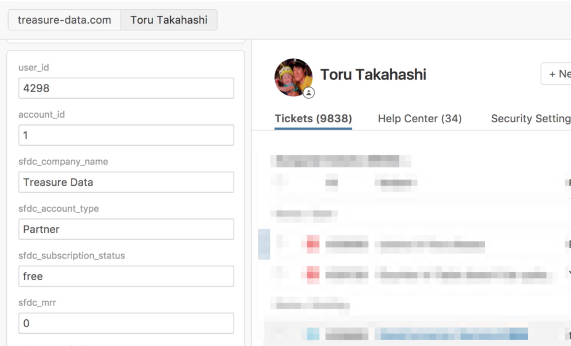 How We Make Customer Support Seamless Using Treasure Data - Treasure