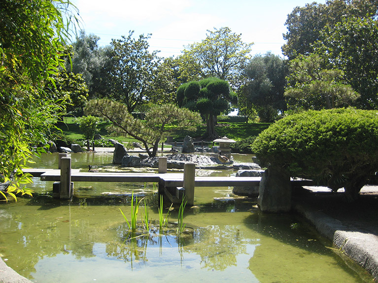 Enjoy the Japanese Friendship Garden During Your Time in San Jose