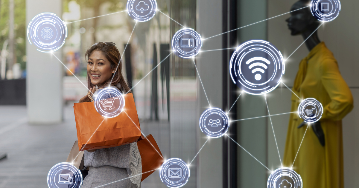 5 Data Sources to Use IoT in Retail NOW