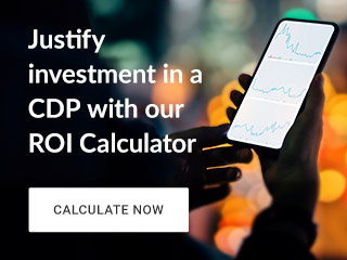 Justify investment in a CDP with our ROI Calculator