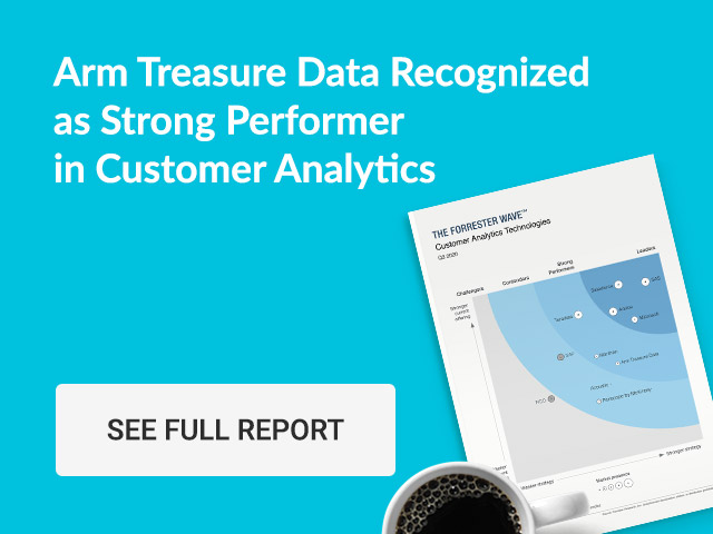 Forrester Wave Customer Analytics