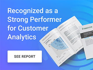 Forrester Customer Analytics Wave - Treasure Data positioned as a Strong Performer